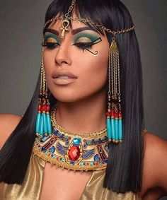 Make Up Egyptian