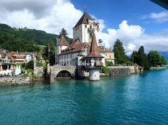 #Switzerland #oberhofen #travel