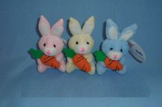 Easter Rabbit Toys Plush Animals