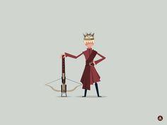 Joffrey by Jerry Liu Studio