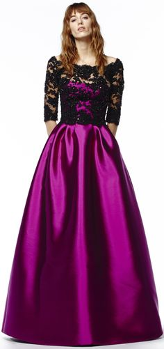 Gorgeous gowns from Reem Acra Pre-Fall