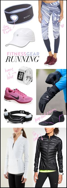 10 Items for Running in the Cold
