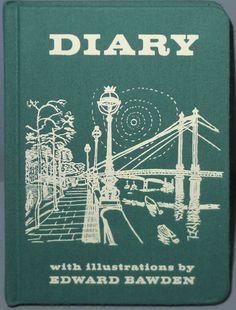 Edward Bawden perpetual diary