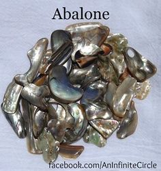 Abalone has been found to be especially useful for handling and calming emotional situations, soothing the nerves. It is helpful for letting go of emotions, relaxation, and comfort.  Abalone will reduce physical tension and help build physical strength, while keeping you emotionally balanced. Abalone aids in strengthening the heart. Abalone is a very soothing ally to have in your collection.
