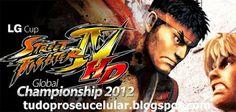 Jogos para Celular: Jogo Android - Street Fighter IV HD v1.0