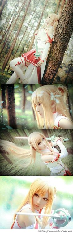 Cosplay   *Sword Art Online *   T&J♥♡