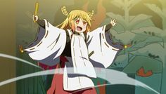 kobayashi-san chi no maid dragon, Tohru