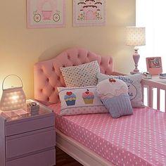 Lindo quarto de menina