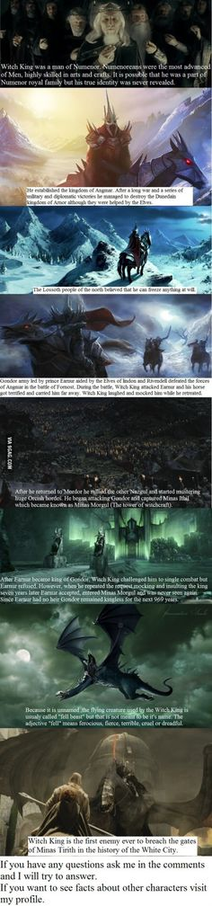 8 Witch King facts you may not have known