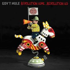 I am an angry middle-aged man who likes music played on real instruments. So is Warren Haynes, by the sound of it. I guess that´s why Gov´t Mule resonates with my heart and soul.