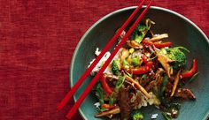 Simple 4-Step Stir-Fry Recipes