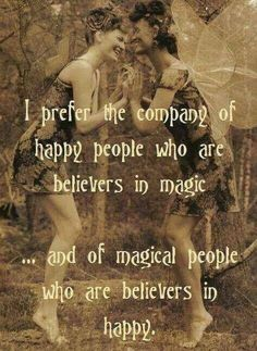 Be magical everyday..it's one little selfless act.infj
