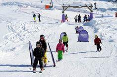 plezierpistes Copyright: © OT Les Gets_N. Mount Everest, Hockey, Van, Mountains, Sports, Travel, Hs Sports, Viajes, Field Hockey