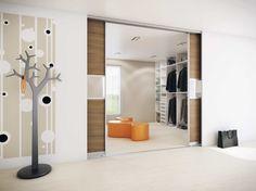 Walk-in-closet HTH