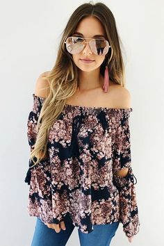 The Prettiest Thing Top: Multi