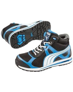 f8e2d1b388f Puma Safety Aerial Mid S1P HRO SRC Types Of Shoes