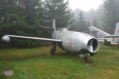 Yakolev Yak-23 '21' #plane #1950s
