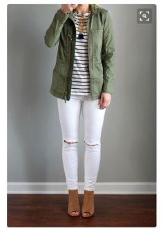 Booties & jacket