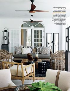 CONDÉ NAST HOUSE & GARDEN MARCH 2014