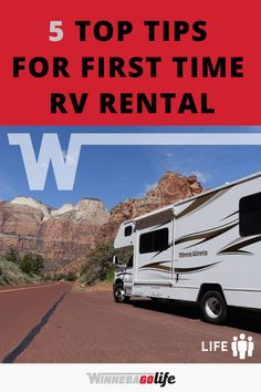 Want to rent an rv, but don't know where to begin? Use these top tips and tricks from an experienced rv owner to navigate this growing trend. Find advice on planning your family adventure, from destination ideas, choosing best type of rv, approximate cost, and so much more.  Search WinnebagoLife for many how-to articles for the first time rv'er or even full-timers to use so you can get out there and explore.  #WinnebagoLife #RVLife #RVLifestyle, #FirstTimeRVer #RVRental #FirstTimeRVRental Road Trip Adventure, Family Adventure, Rent Rv, Class C Rv, Rv Rental, Rv Hacks, Rv Travel, Rv Life, First Time