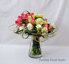willow armature bouquets