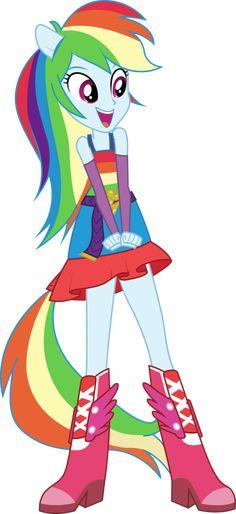 images of my little pony equestria girls rainbow rocks rainbow dash - Google Search
