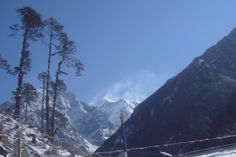 view of mera ,from kothe