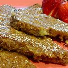 This delicious French Toast is perfect for Mother's Day - light and healthy with no cholesterol or added fat.