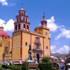 Mexican church so beautiful