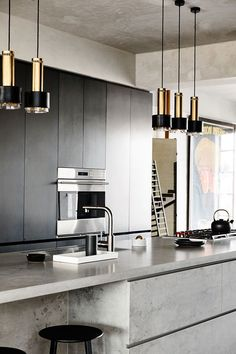 Interior design ideas for an extravagance kitchen design. On this kitchen, you can see great profession design pieces. Take a look at the switches and let you exciting! See more clicking on the image.