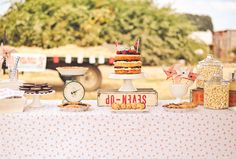 county fair style birthday on the farm {stevie pattyn for shop sweet lulu}
