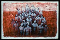 Cursed, 2016  Kuba Bartyński  Acrylic on cardboard  #surreal #surrealism #painting #drawing #malarstwo #ilustracja #artminiatory