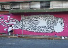 Wynwood, Miami Art Basel 2012 - La Pandilla