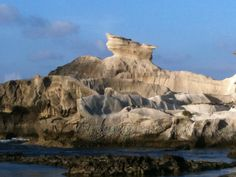 Ilocos Norte Philippines, Tourist Spots, Love Art, Mount Rushmore, Travel Destinations, Rocks, Coast, Mountains, Outdoor