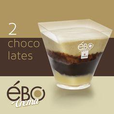 Ébo Crema 2 Chocolates