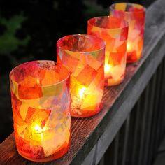 Summer Lanterns | AllFreeKidsCrafts.com