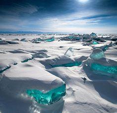 Lago Baikal, Russia.