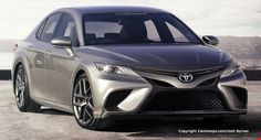 2018 Toyota Camry will feature turbocharged power, at least in its base model. Unfortunately though Toyota doesn't really have a suitable engine. Because of