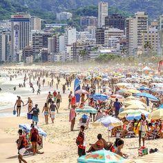 If this beach pic doesn't make you need to be in Ipanema right now... #LucalRio #Ipanema #RJ #RiodeJaneiro #Rio #Brazil #Brasil #Errejota #Lindo #Lights#View #Coast #Pordosol #Vacation #Picoftheday #Sun #Sky #Tropical #Cidademaravilhosa #Daylight #Beachlife #Sunrise #Naturalbeauty #Yus #Carioca #Party #Cariocas #View #Views #Nofilter  Source: @