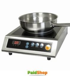 Blizzard Induction Cooker