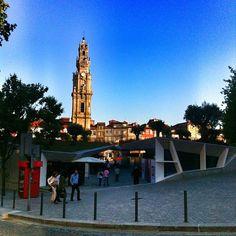 Torre dos clérigos #porto #portugal