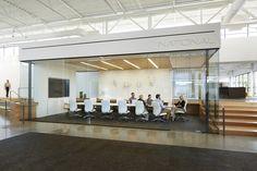 National Office Furniture Headquarters by Gensler, Jasper – Indiana » Retail Design Blog