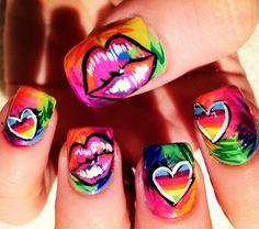 Tropical kisses