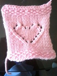 CODEPINK:A Radical Act of Knitting in honor of Mother's Day! pattern is on bottom of page