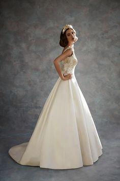 Stunning in antique white