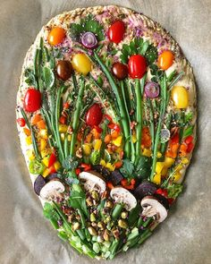 This Focaccia Isnt Your Garden-Variety Flatbread