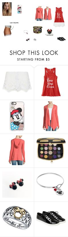 """get going babysitter"" by baby-sweet971 on Polyvore featuring mode, KAROLINA, Miguelina, Casetify, Minnie Rose, Sephora Collection, Disney et Monki"