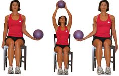 Pilates is among the greatest physical fitness trends of the previous couple of years. It is a callisthenic physical fitness regime, similar to yoga is. Fitness Workouts, At Home Workouts, Ball Workouts, Swimming Workouts, Swimming Tips, Cardio Gym, Treadmill, Chair Exercises, Circuit Exercises