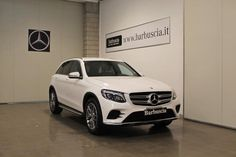 Mercedes-Benz GLC 250d 4Matic Premium  Alimentazione DIESEL  Immaticolazione 05/2016  Cilindrata 2143 cc  KM 88.017 Scopri maggiori dettagli  http://bit.ly/2FvSvO3  VISIBILE PRESSO LA SEDE DI PESCARA
