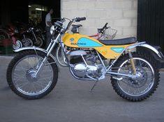 Bultaco Lobito 125 cc
